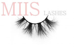 customized gorgeous 3d mink fur lashes