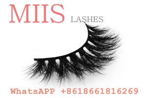 double layered silk lashes